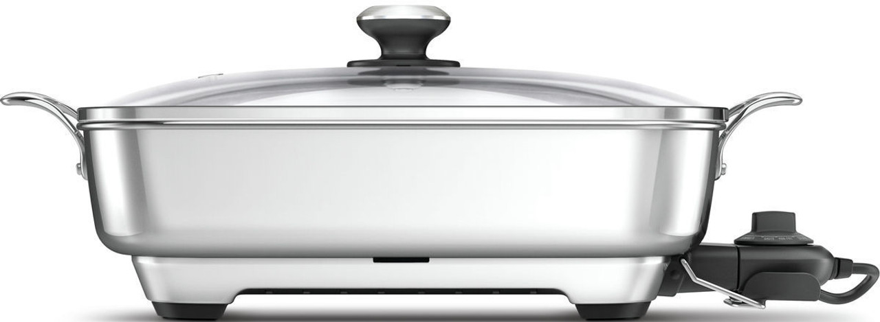 Breville BEF560BSS the Thermal Pro® Stainless Frypan – RRP $179.95