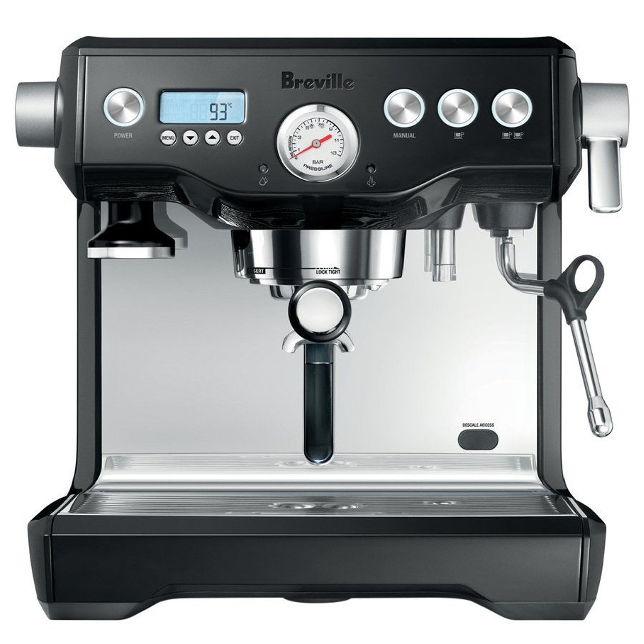 Breville BEP920BKS the Dynamic Duo™ The Dual Boiler + Smart Grinder Pro