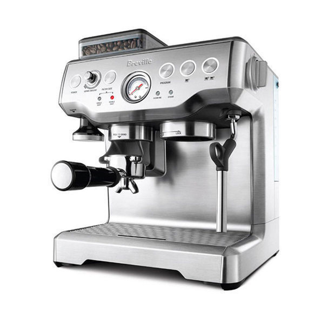 Breville BES870BSS the Barista Express™ Coffee Machine - Stainless Steel