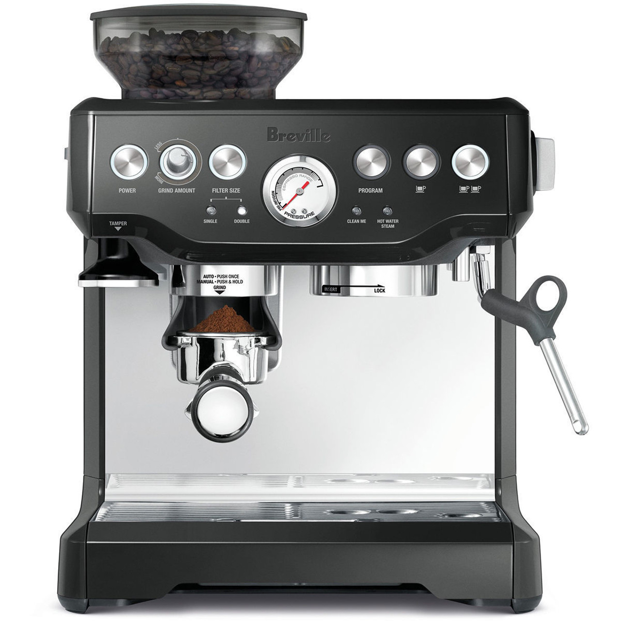 Breville BES870BKS the Barista Express™ Coffee Machine - Black - HURRY LAST 2!