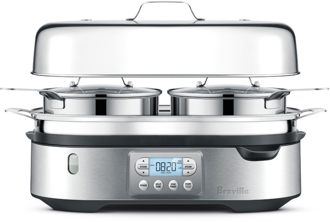 Breville BFS800BSS The Steam Zone 2200W Food Steamer - RRP $329.95