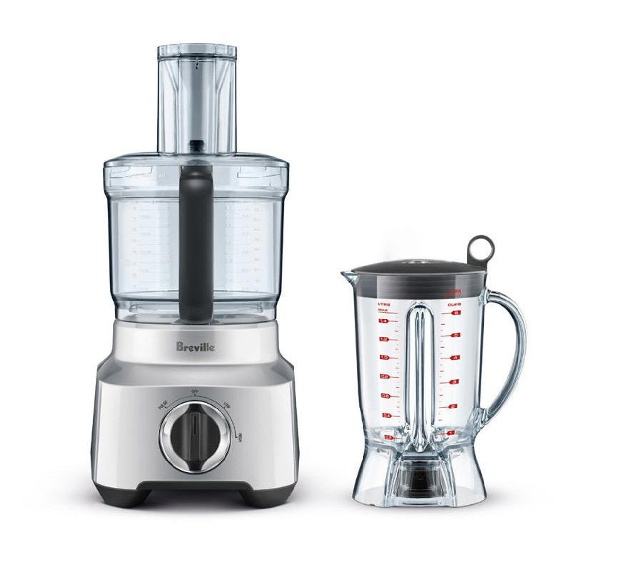Breville BFP580SIL the Kitchen Wizz® 8 Plus Food Processor - RRP $269.95