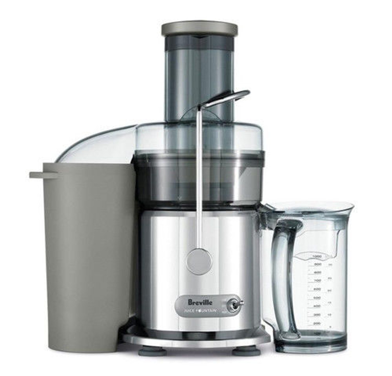 Breville BJE410CRO the Juice Fountain™ Max with Collection Basket