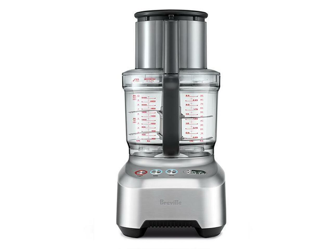 Breville BFP820BAL the Kitchen Wizz® Peel & Dice Food Processor