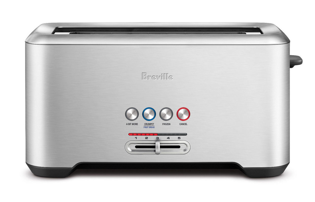Breville BTA730BSS the Lift & Look ® Pro 4 Slice Toaster - HURRY LAST 1!