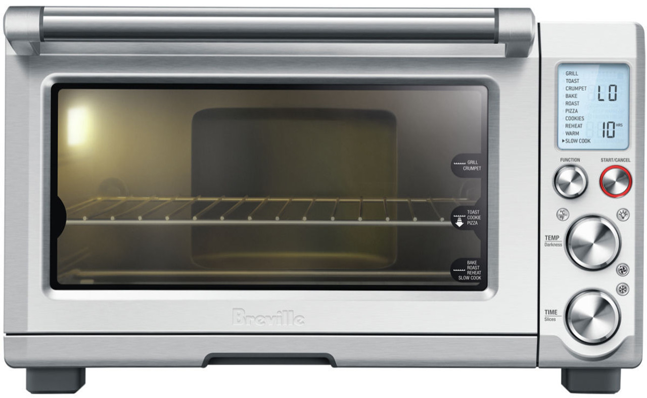 Breville BOV845BSS the Smart Oven™ Pro with Element IQ