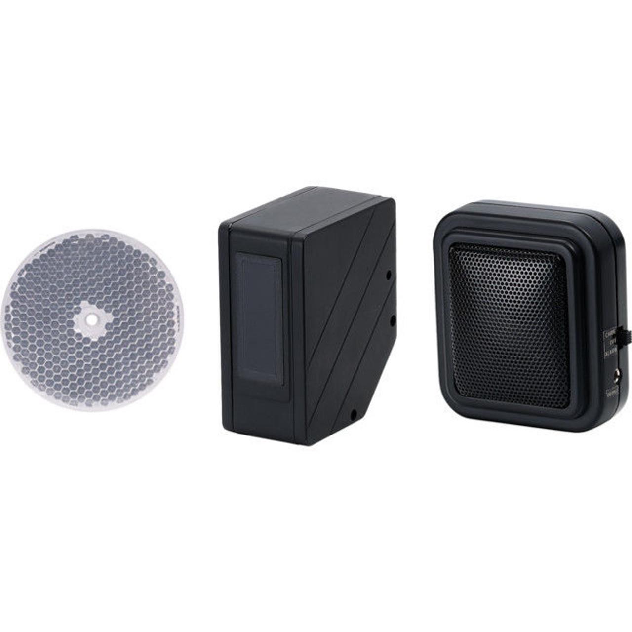 DOSS DEA7WL2 Compact Wireless Door/Beam Entry Alarm System - RRP $149.00