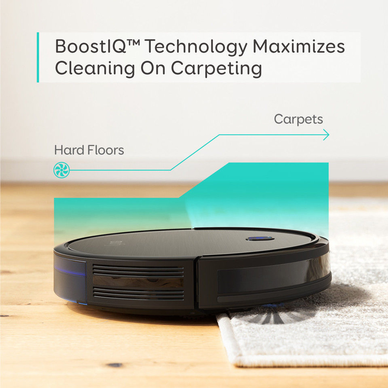 Eufy Robovac 11s Super Slim Robot Vacuum with Boost IQ Technology
