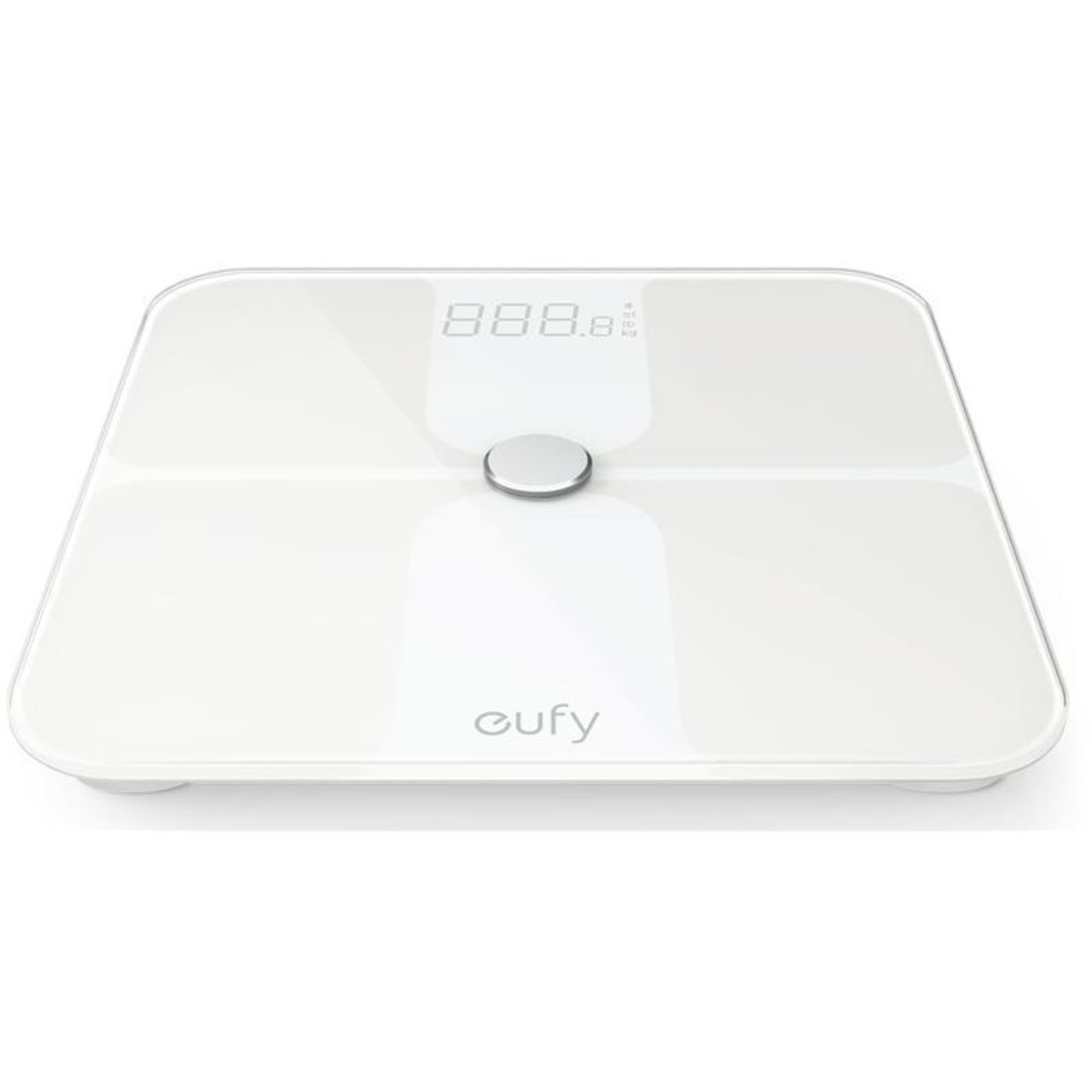 Eufy AK-T9140011 Bodysense 12 Measurement LED Smart Scale with Bluetooth - White/Black