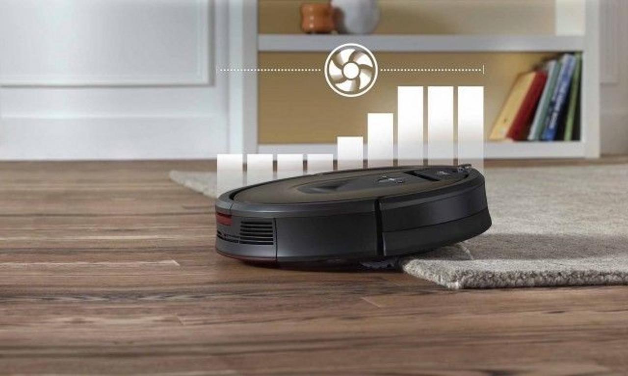 iRobot Roomba R980 Vacuum Cleaning Robot Schedule iRobot HOME App - RRP $1499.00