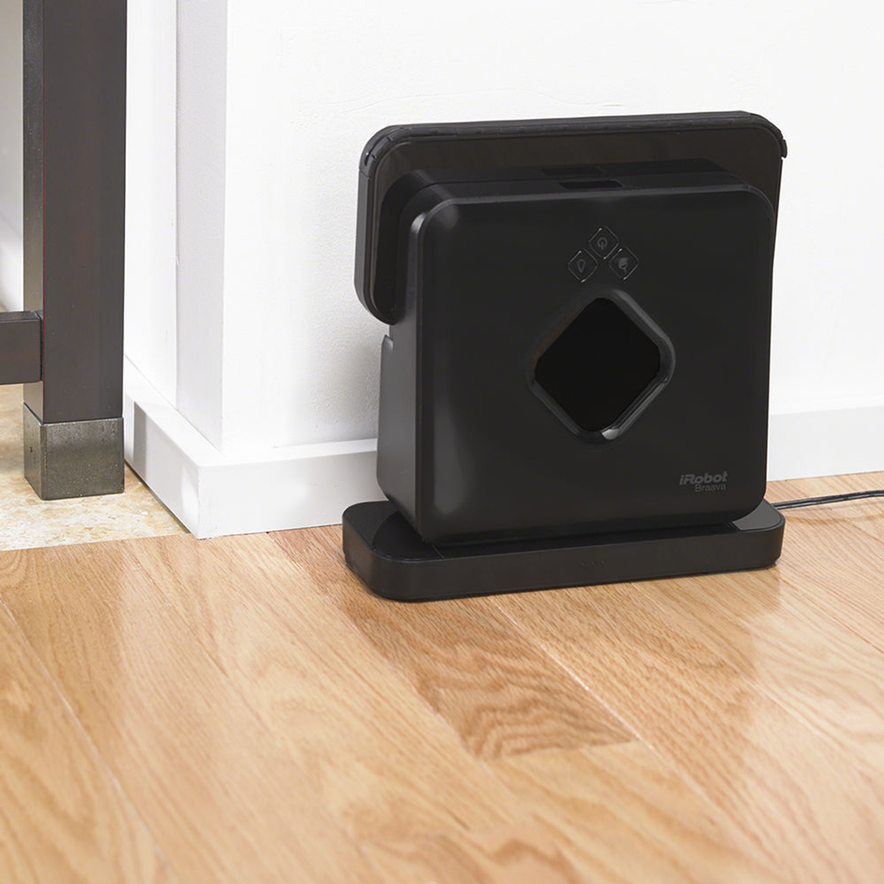 iRobot Braava® 380t Mopping Robot with NorthStar Navigation System & Damp Clean
