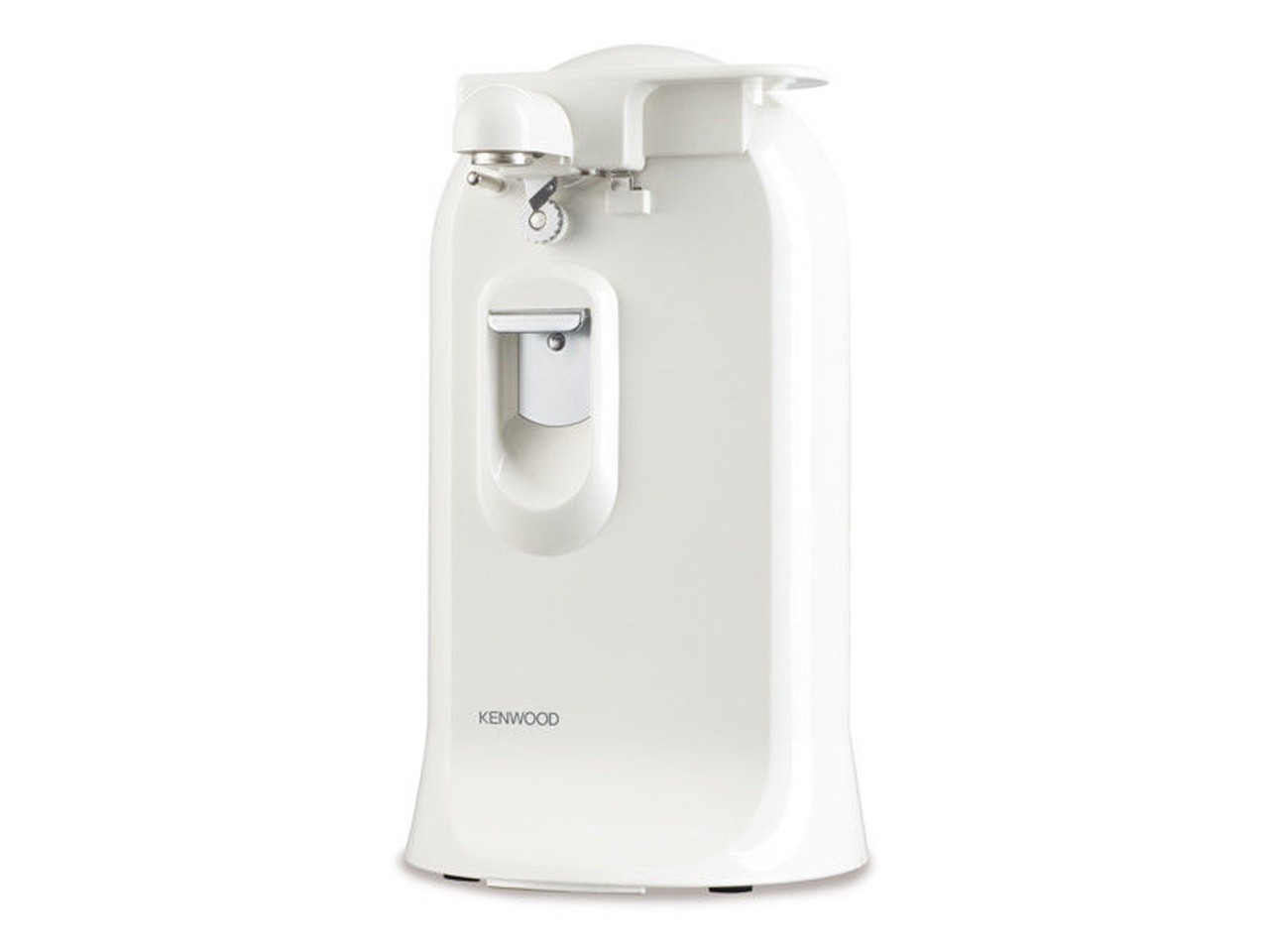 Kenwood CO600 3 in 1 Can Opener - Opens cans of all shapes & sizes up to 1.2kg