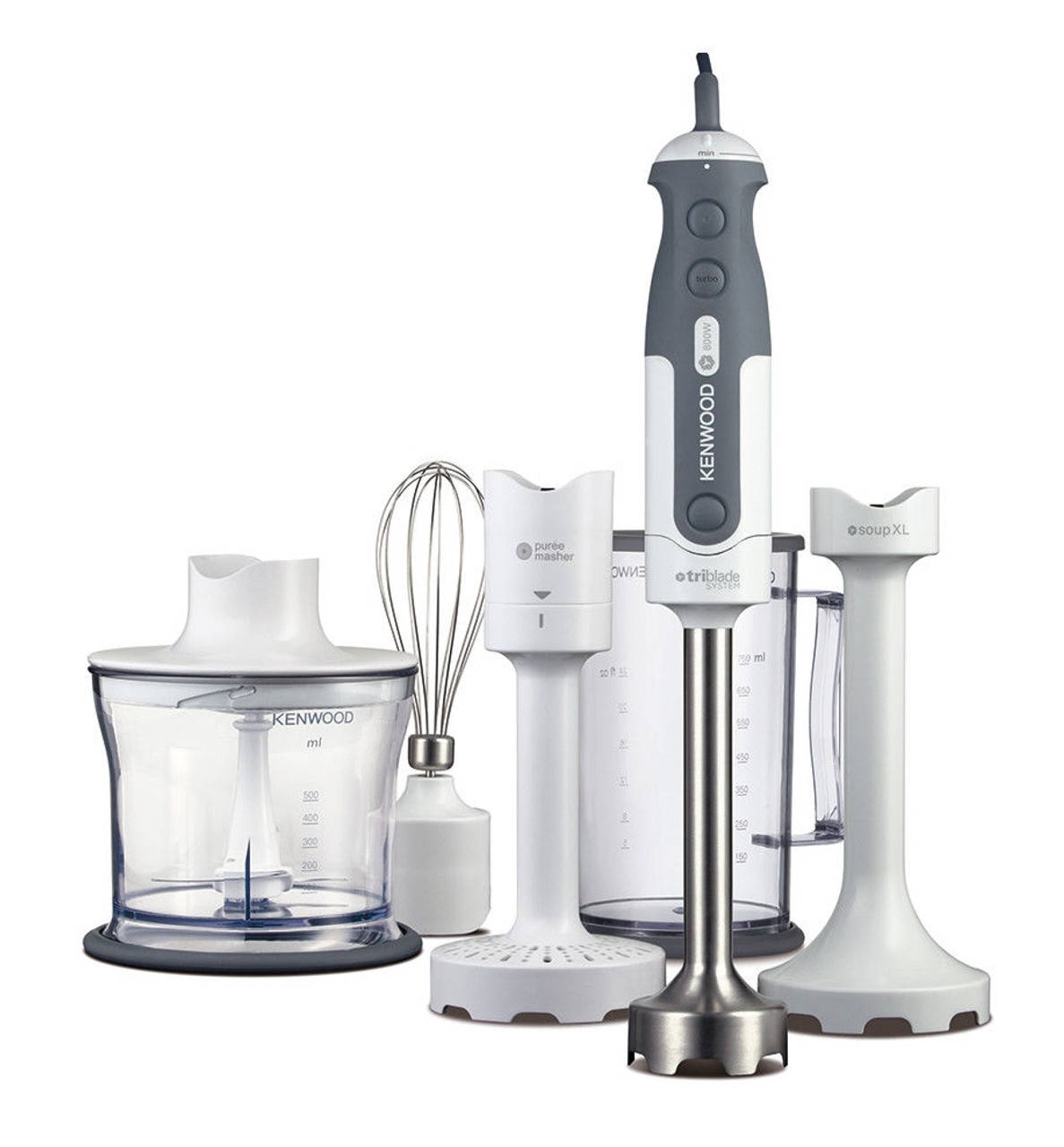 Kenwood HDP406WH Triblade Hand Blender - HURRY LAST 5!