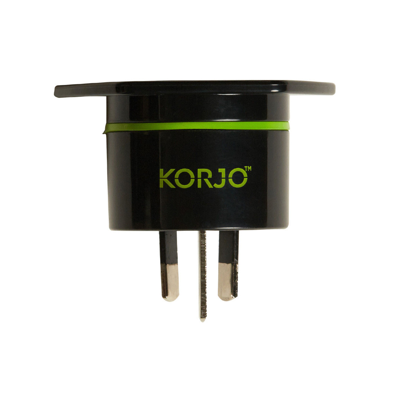 Korjo AA02 Adaptor for Australia – FROM UK, US Plus