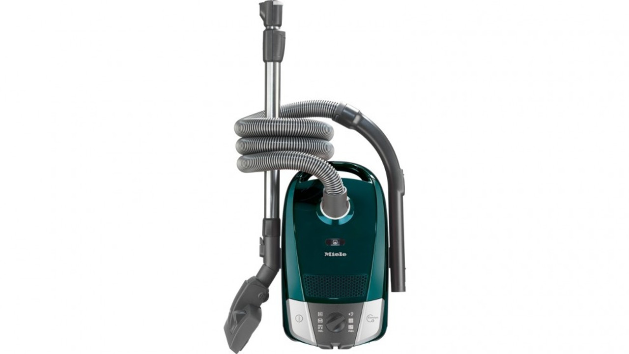Miele COMPCTC2PTEX Compact C2 PowerLine Vacuum Cleaner - Petrol Green