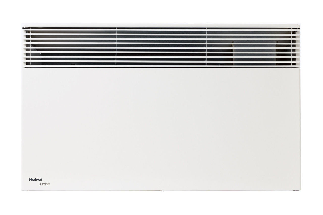 Noirot 7358-7T Spot Plus 2000W Panel Heater with Timer + Castors