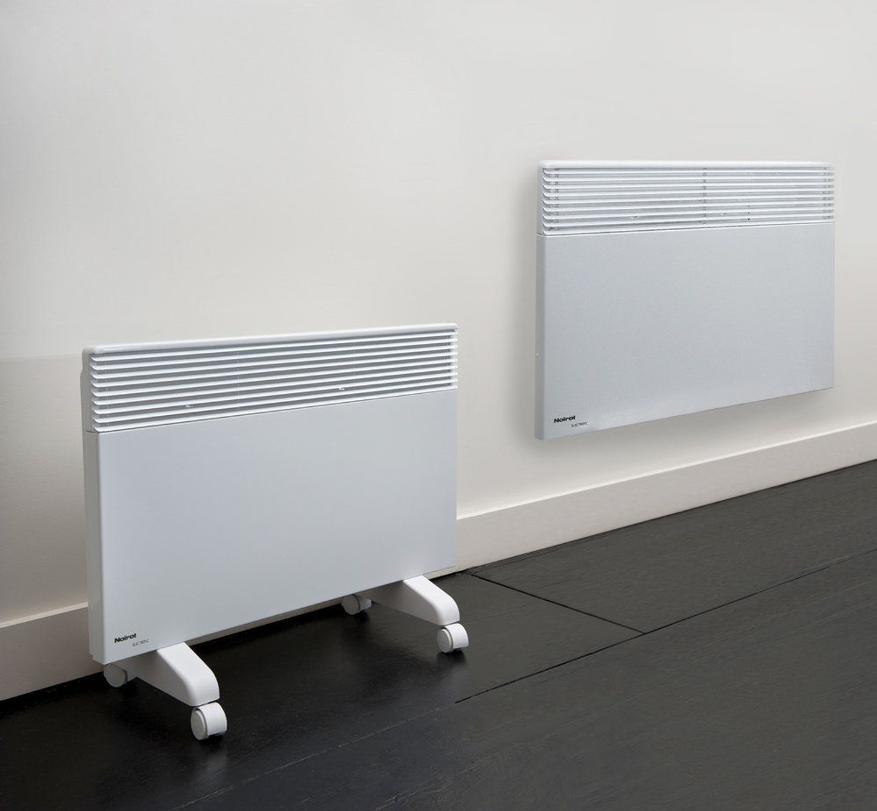 Noirot 7358-7 Spot Plus 2000W Panel Heater with Castors Included - RRP $649.00