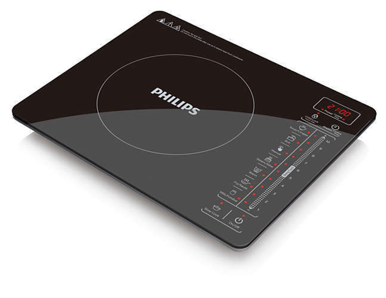Philips HD4992/72 Premium Collection Induction Cooker Ultra-Thin 2100W