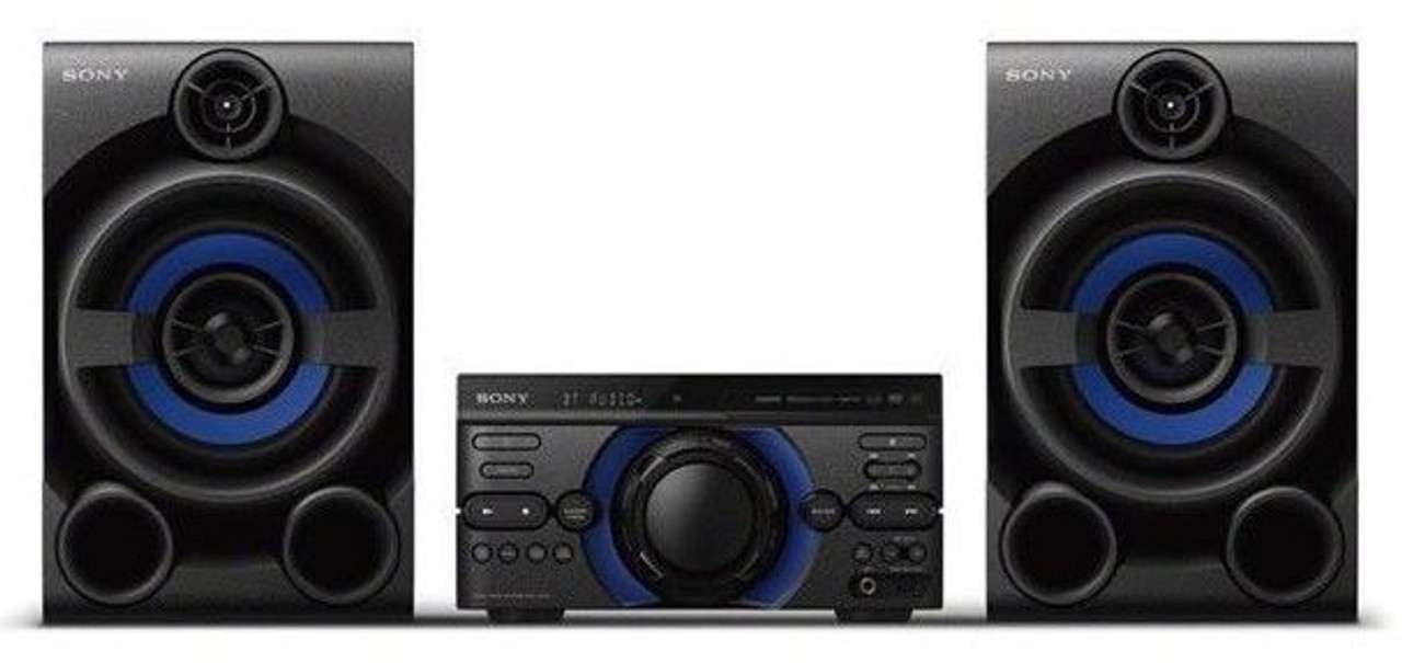 Sony MHCM20D 3-Piece High Power Audio System with DVD