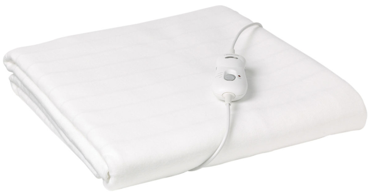 Sunbeam BL5131 Sleep Perfect™ Fitted Heated Blanket - King Single Bed
