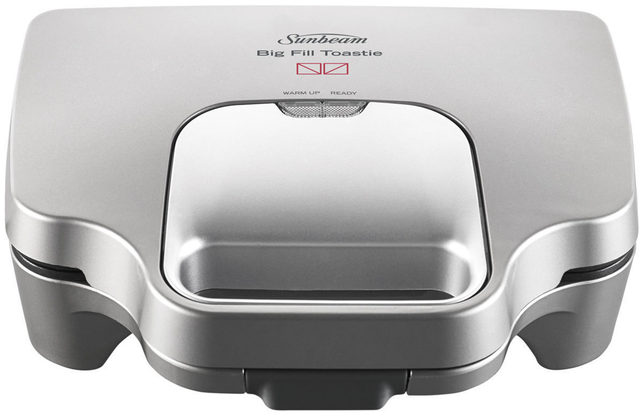 Sunbeam GR6250 Big Fill Toastie™ For 2 Sandwich Maker