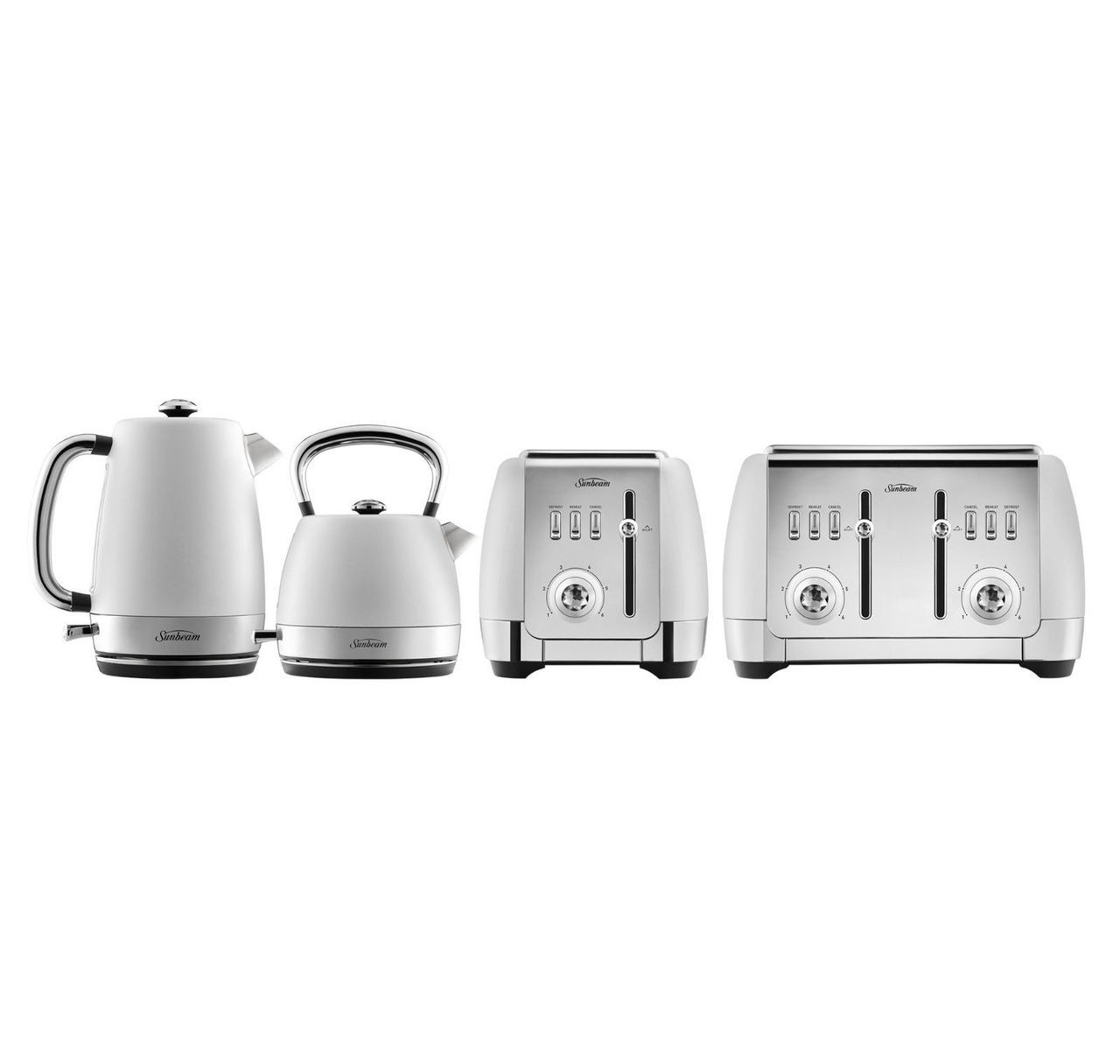 Sunbeam KE2210W London Collection Conventional Kettle - White