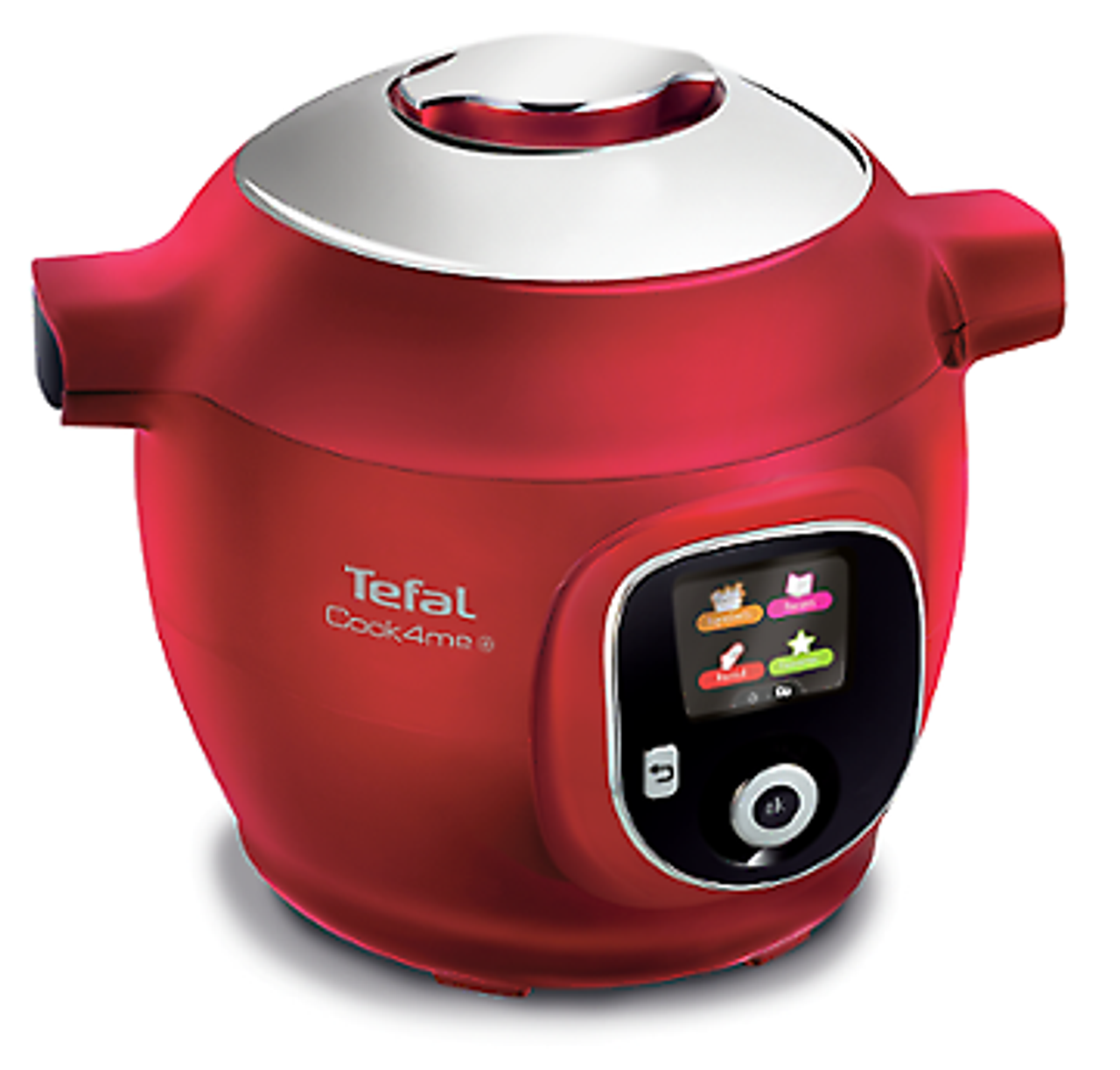 Tefal CY8511 CY8515 CY8518 Cook4Me+ 6L Smart Multicooker - White - Red - Black