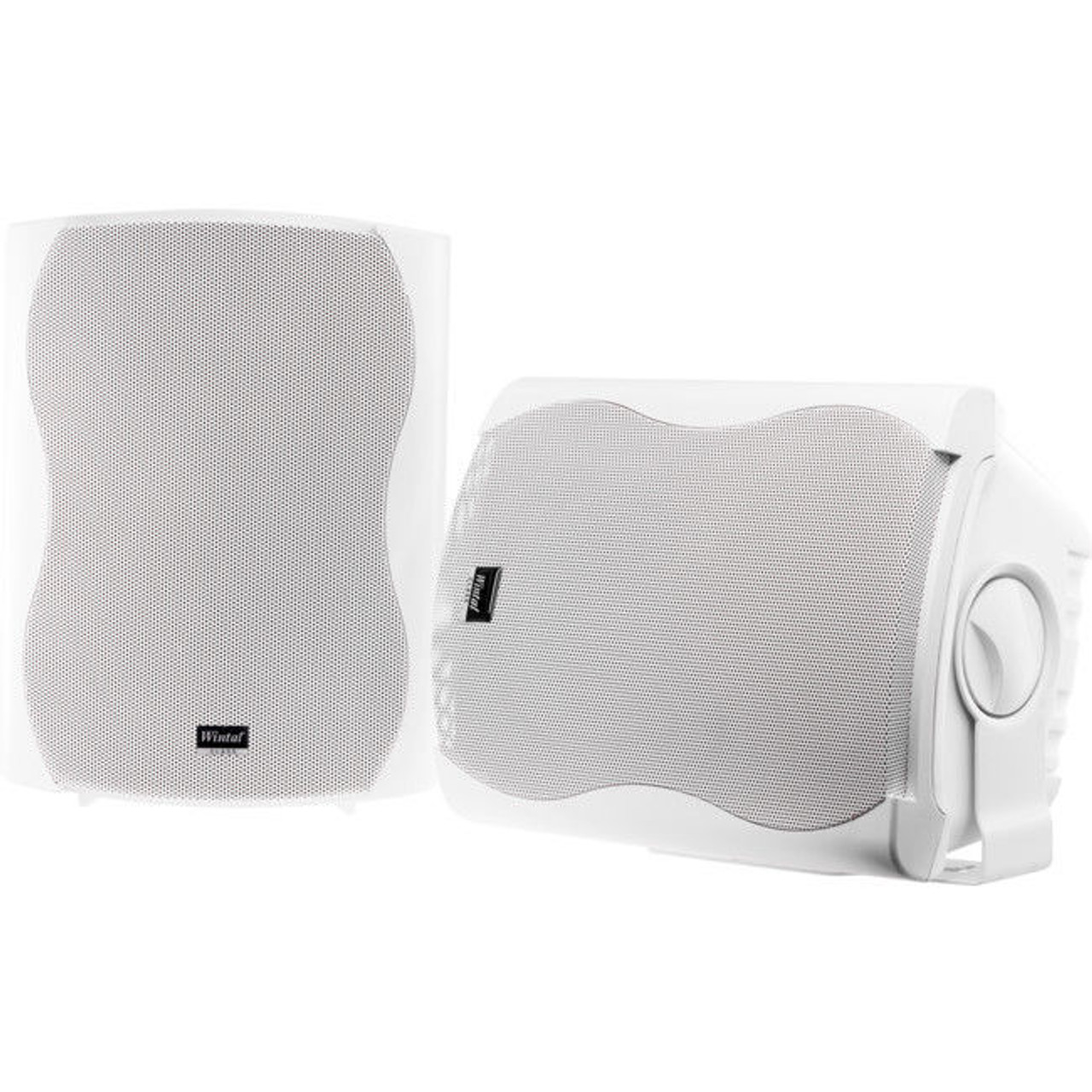 Wintal CLASS6AW 6.5-inch Active Box Speakers - White