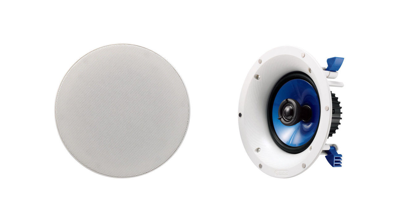 "Yamaha NS-IC600 6.5"" In-Ceiling Speakers x 2 - HURRY LAST 6!"