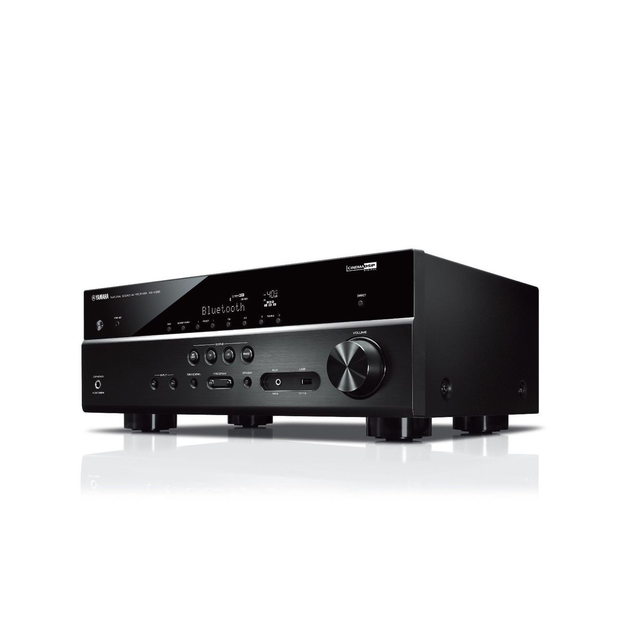 Yamaha RX-V385 5.1ch Home Theatre AV Receiver with Dolby Audio - NEW MODEL