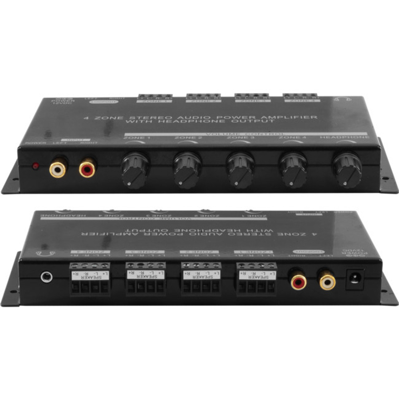 Pro2 PRO1300 Four Zone Stereo Power Amplifier