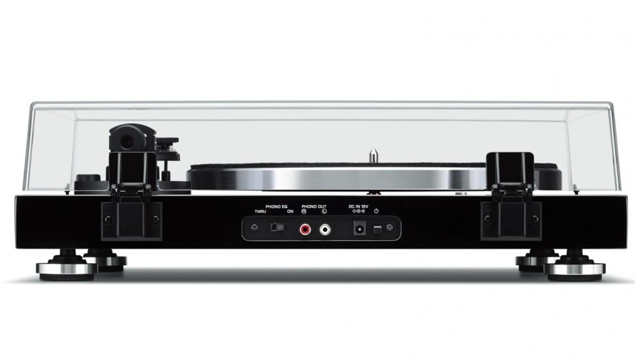 Yamaha TT-S303B Yamaha Vinyl Belt-drive Turntable