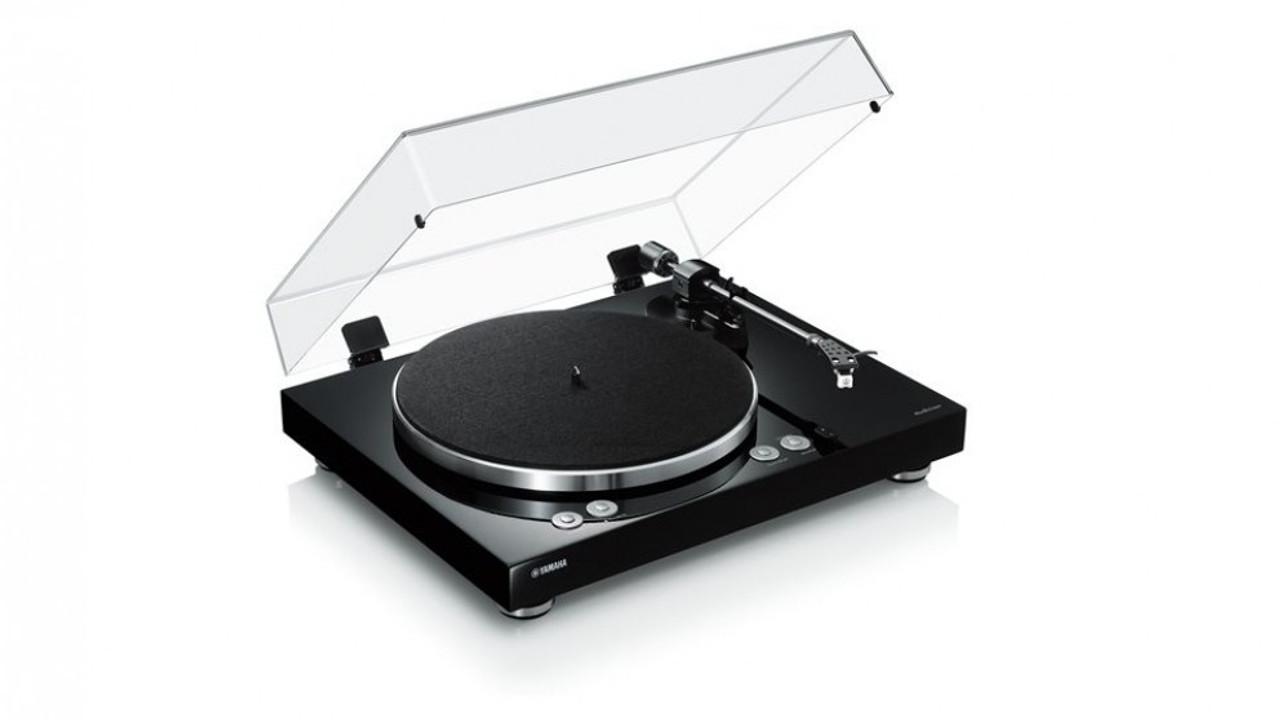 Yamaha TT-N503B Yamaha MusicCast Vinyl 500 Wireless Turntable