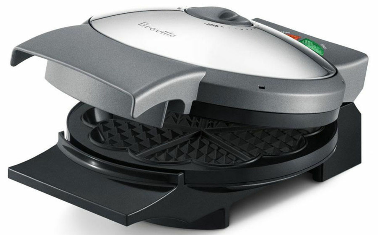 Breville BWM250BSS the Crisp Control Waffle Maker - Brushed Stainless Steel - HURRY LAST 6!