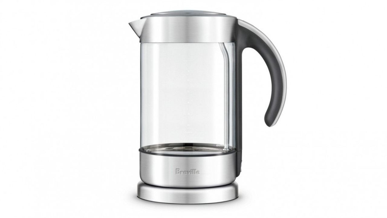 Breville BKE750CLR 1.7L Crystal Clear 2400W Classic Glass Kettle