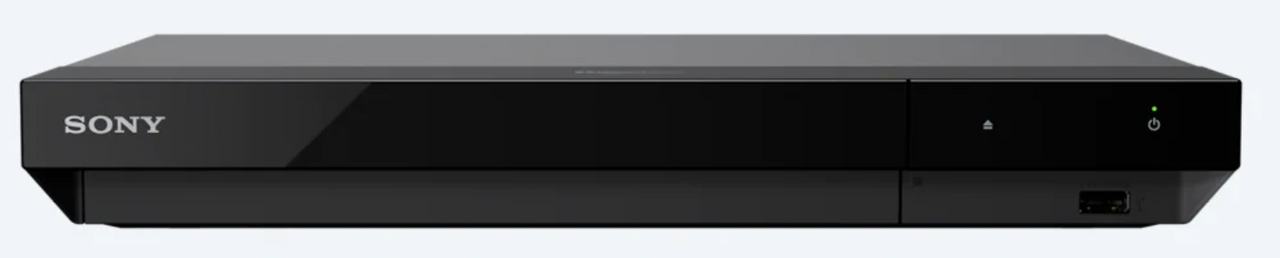 Sony UBP-X700 Compact 4K Ultra HD Blu-ray Player With High Resolution Audio