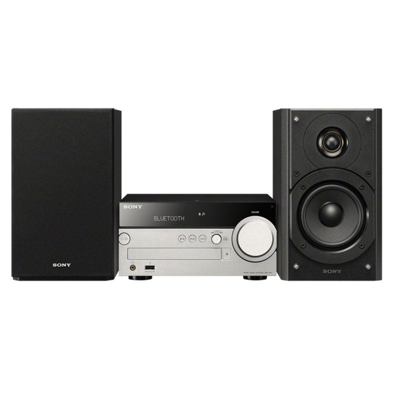 Sony CMT-SX7B HiFi System with Wi-fi & Bluetooth Technology - RRP $849.00