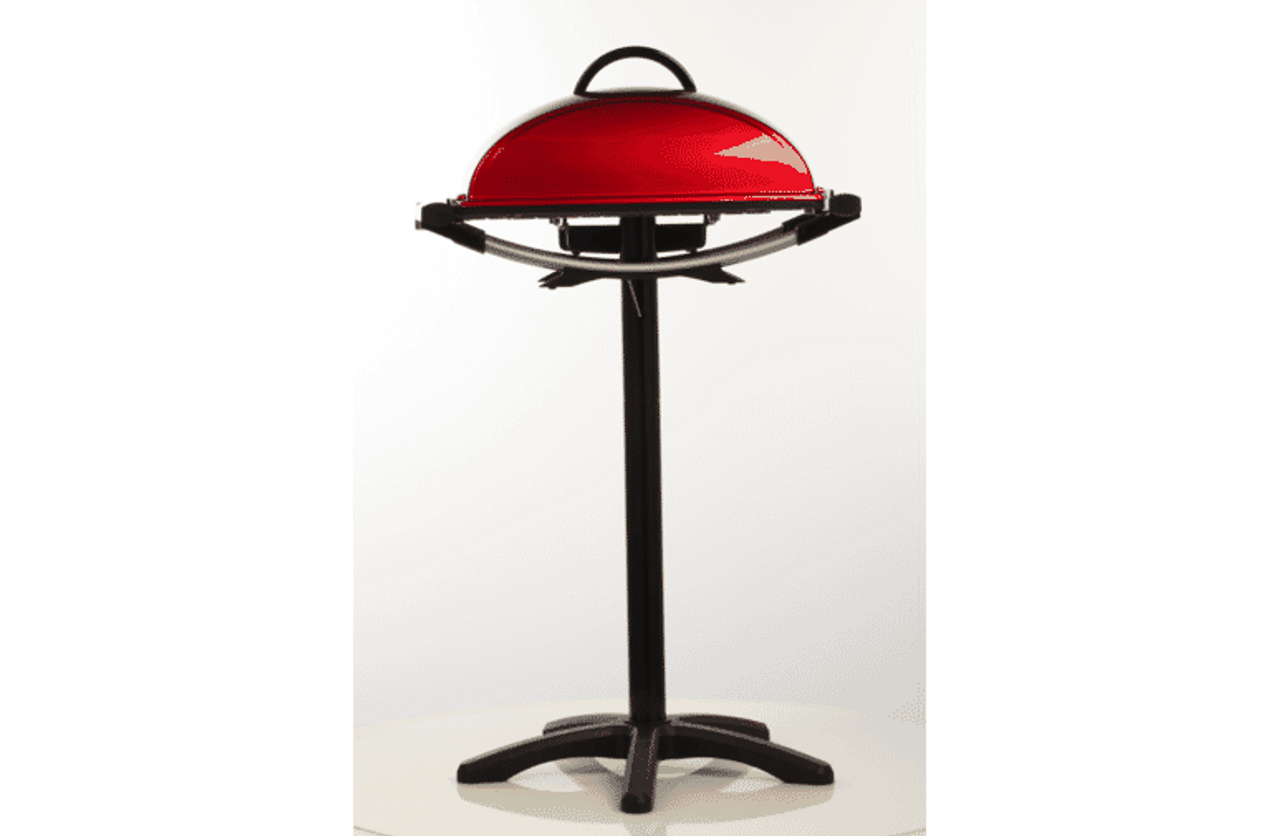 George Foreman GGR201RAU 1800W Indoor/Outdoor BBQ Grill - RRP $139.00