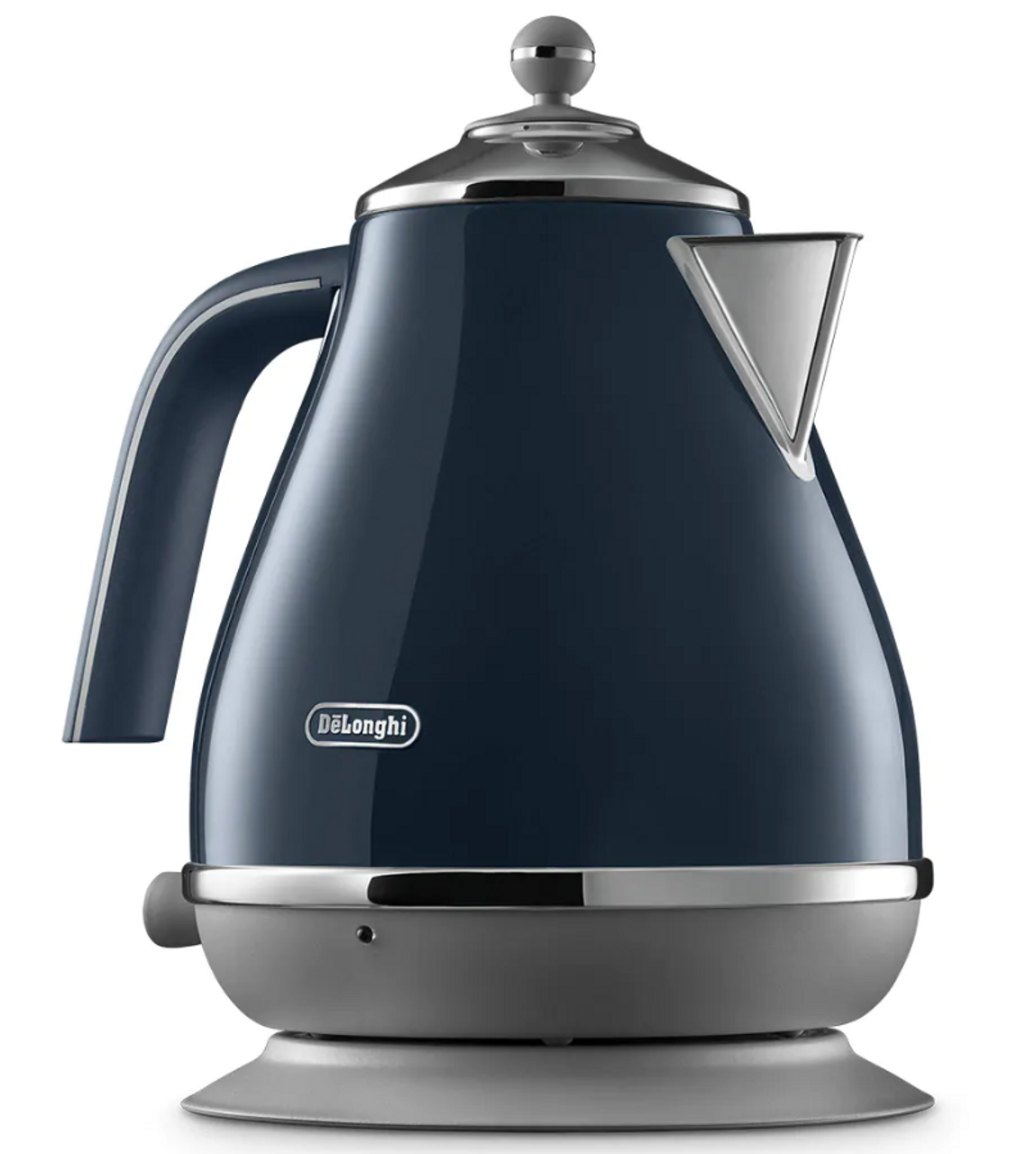Delonghi CTOC2003BL KBOC2001BL Icona Capitals Toaster + Kettle PACK - London Blue