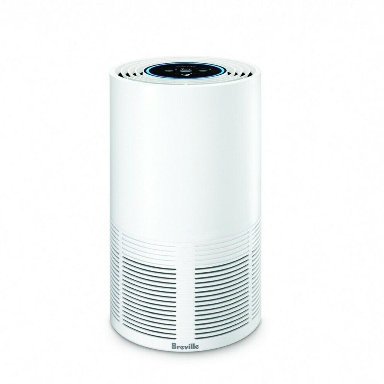 Breville LAP308WHT the Smart Air Purifier With 30 - 40m Range