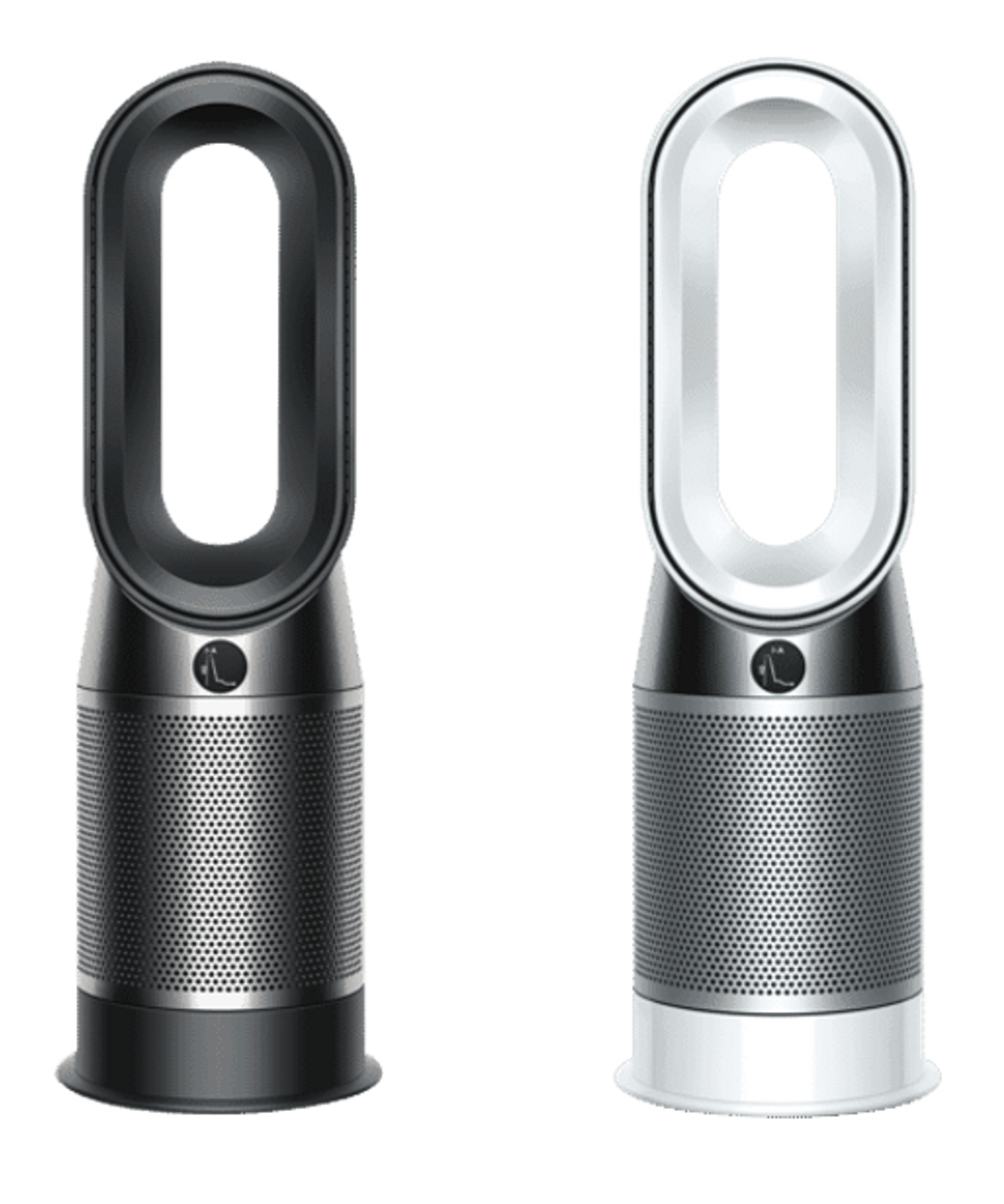 Dyson HP04 248812-01/244384-01 Pure Hot + Cool Purifier Fan Heater - Black/White