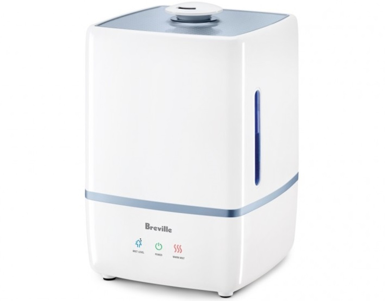 Breville LAH300WHT the Easy Mist Humidifier With 30m2 Range - White