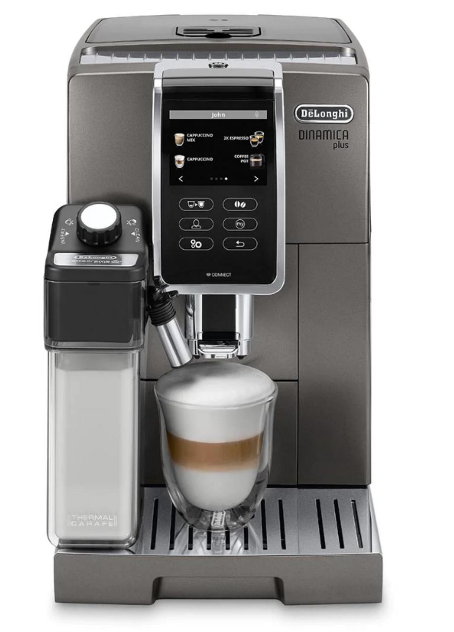DeLonghi ECAM37095T Dinamica Plus Fully Automatic Coffee Machine