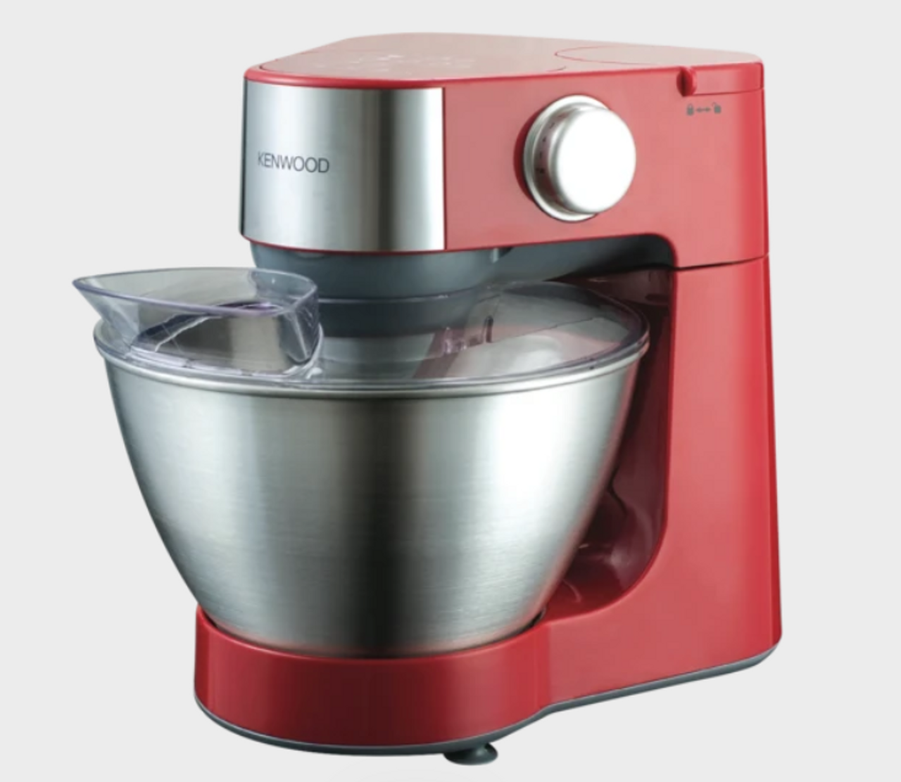 Kenwood KM280RD Prospero Mixer Kitchen Machine with 4.3L Bowl- Red- RRP $249.00