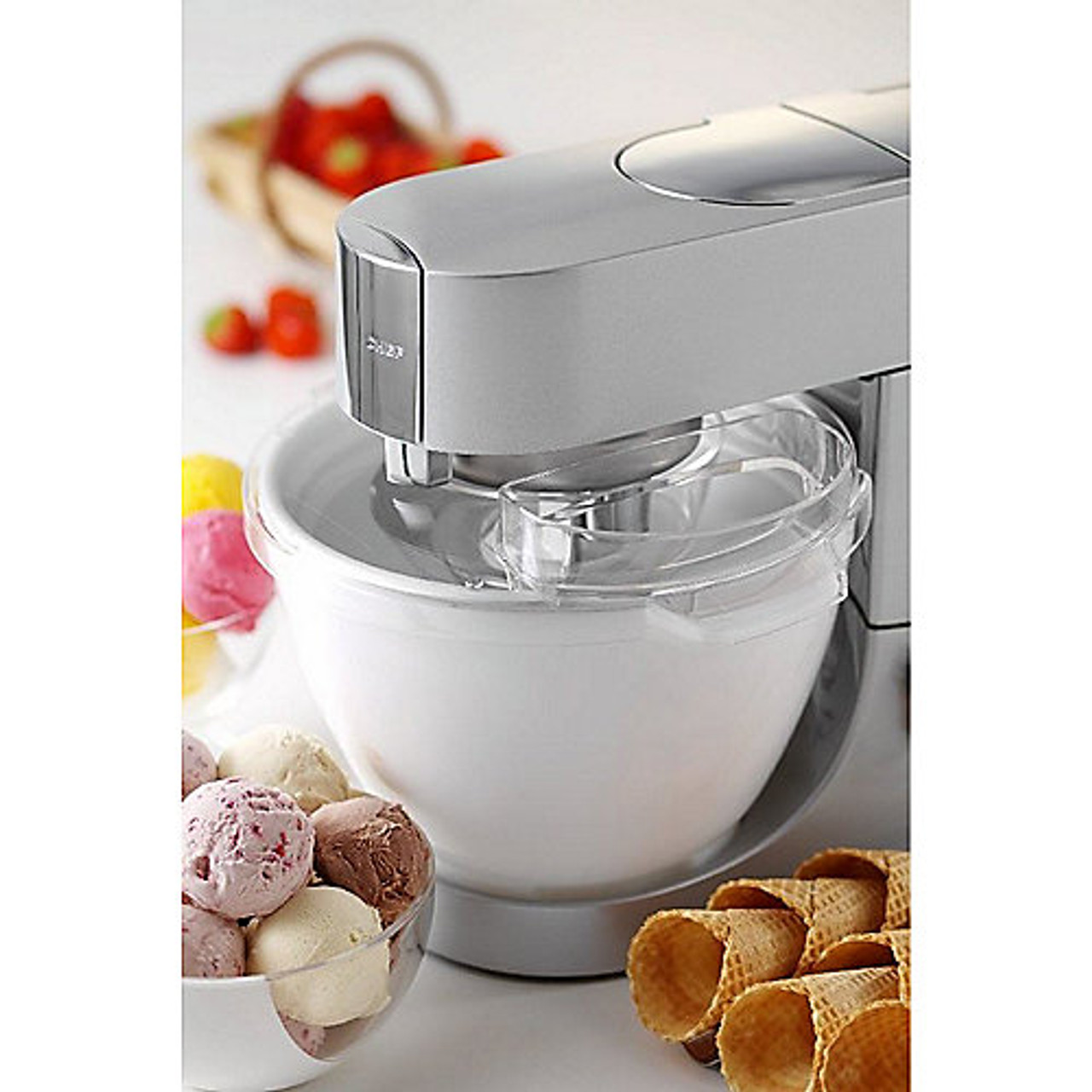 Kenwood AT957A Major Size Ice Cream Maker Attachment - RRP $149.00