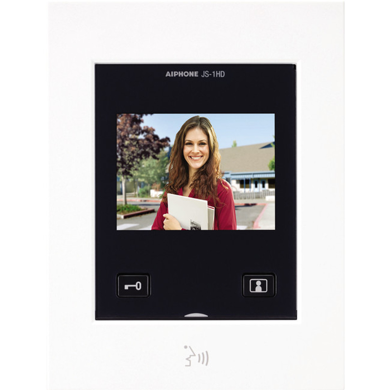 Aiphone JSIHD 3.5 Inch Hands Free Sub Master Station For JSS1A - RRP $295.00