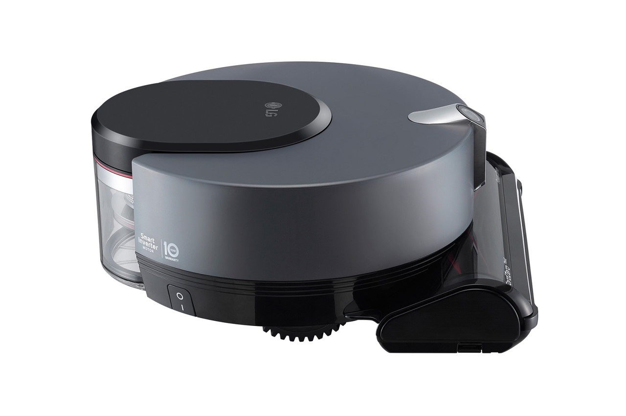 LG R9MASTER CordZero Aeroscience™ Powerful Robotic Vacuum Cleaner - RRP $1899.00