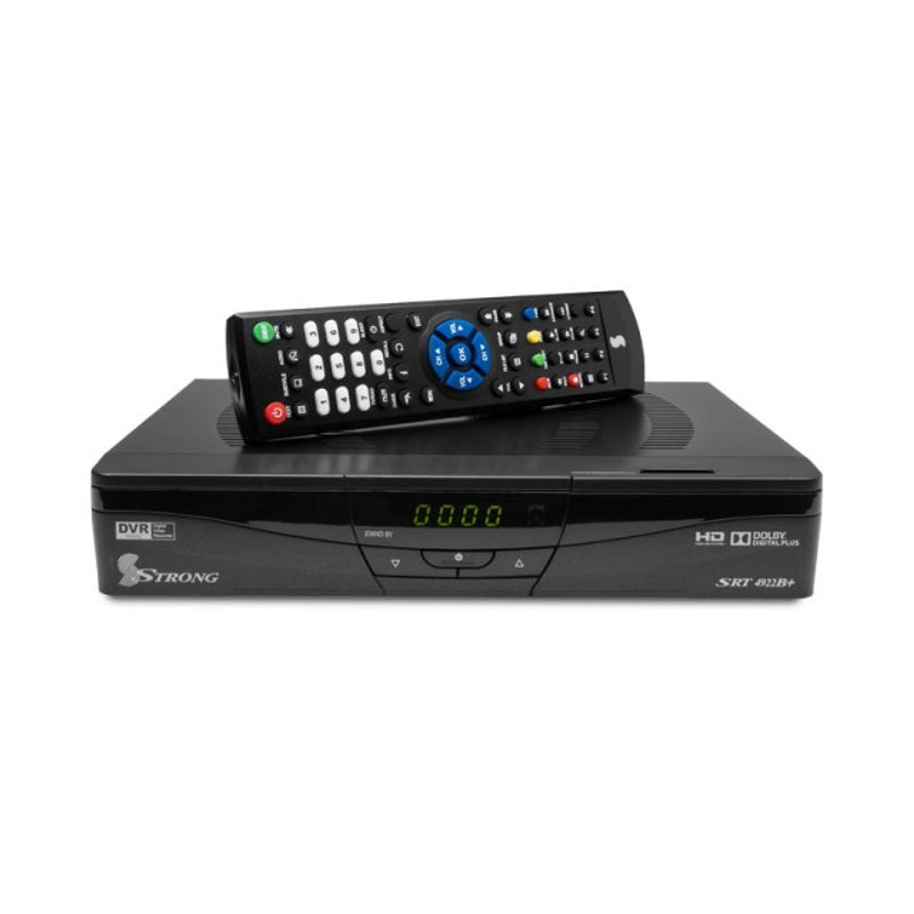 Strong SRT4922B+ 1080p High Def Satellite Receiver with HDMI Output