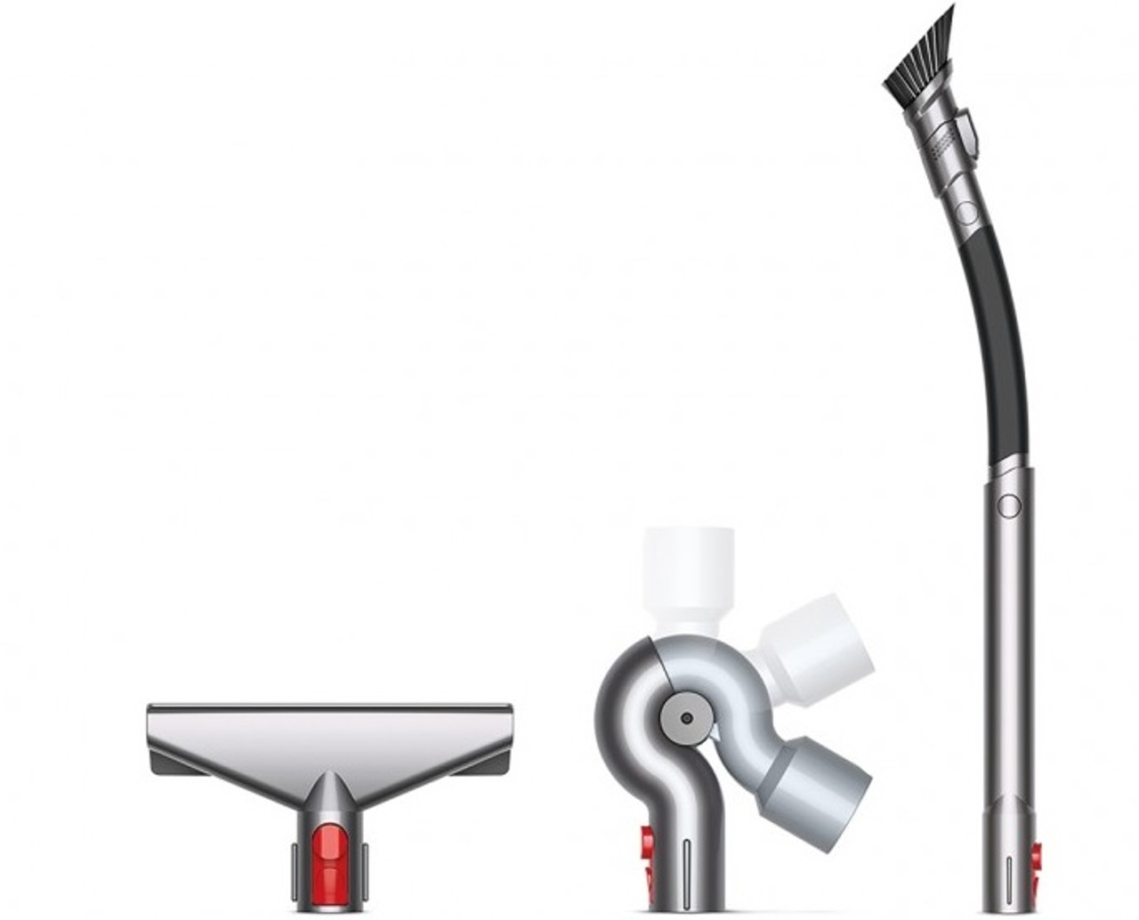 Dyson 968335-01 Complete Cleaning Kit with 3 Cleaning Attachments for Vacuums