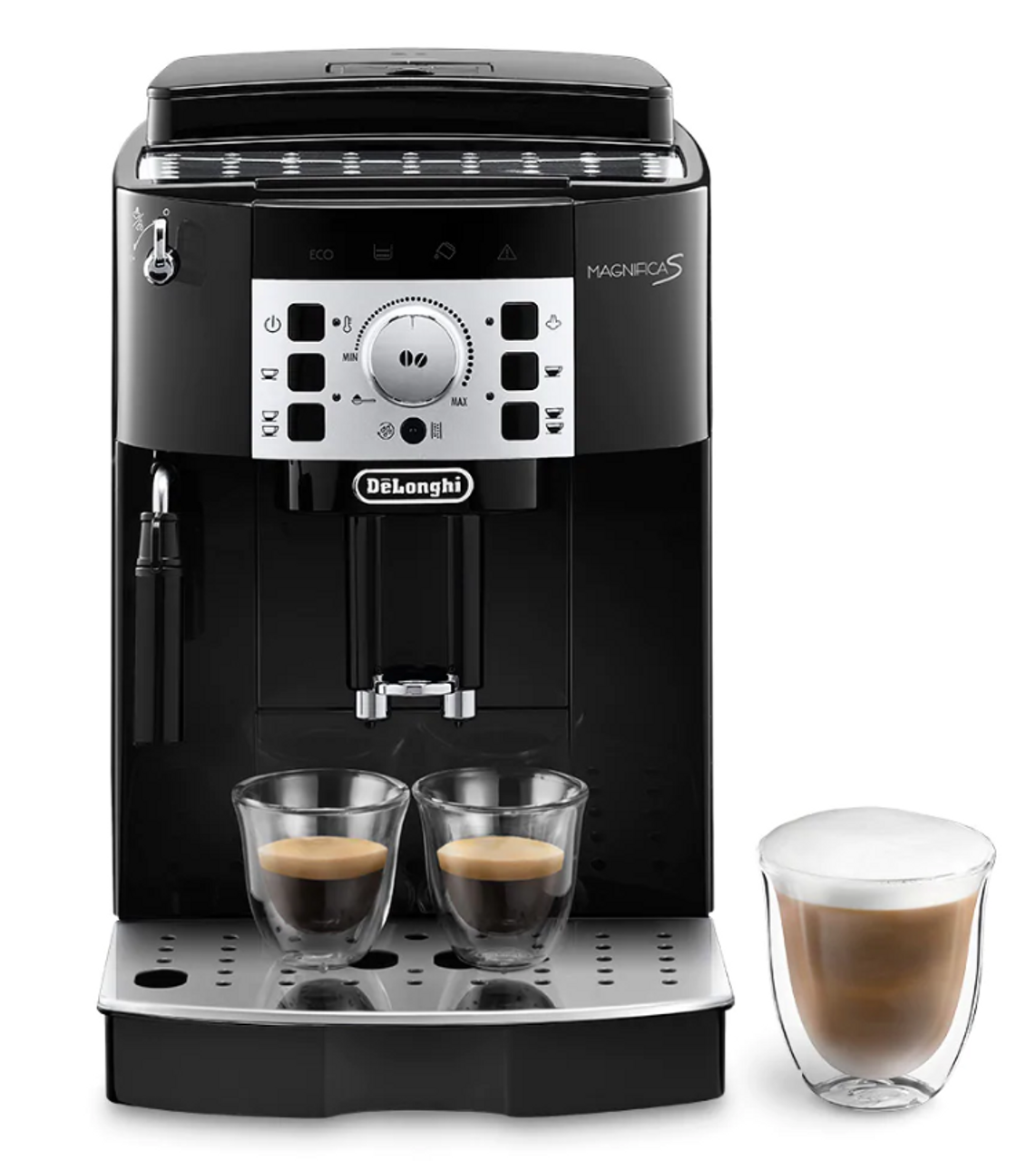 Delonghi ECAM22110B Magnifica S Fully Automatic Coffee Machine - Black - HURRY LAST 4!